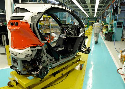Renault Twizy (fabricación 1)