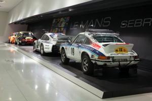 Exposición museo Porsche 911 en Stuttgart (2)