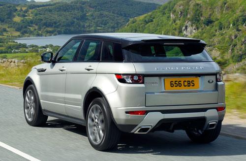 Range Rover Evoque SD4 Automático 4WD Dynamic 5p (trasera)