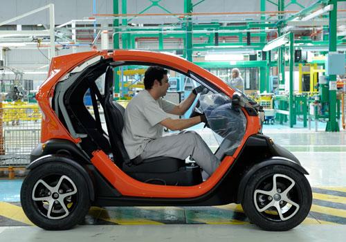 Renault Twizy (fabricación 2)