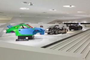 Exposición museo Porsche 911 en Stuttgart (3)