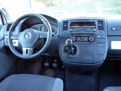 Volkswagen Multivan 2.0 TDI Comfortline Edition 4Motion (interior)