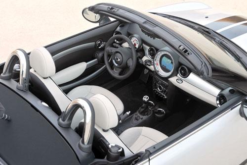 Mini Roadster (interior)