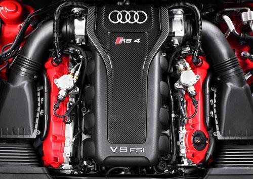 Audi RS4 (motor)