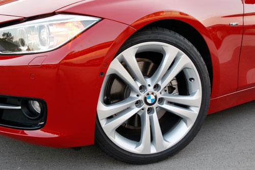 BMW Serie 3 (llanta)