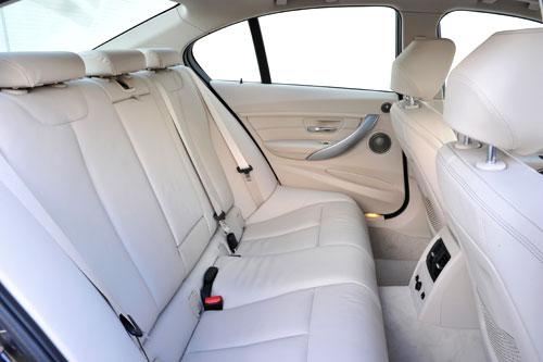 BMW Serie 3 (asientos)