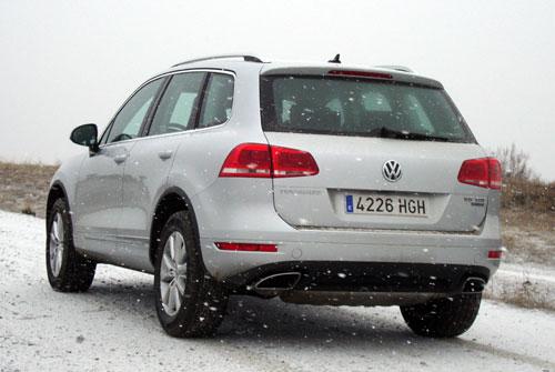 Volkswagen Touareg 3.0 V6 TDI Premium (trasera)