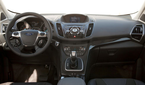 Ford Kuga (interior)