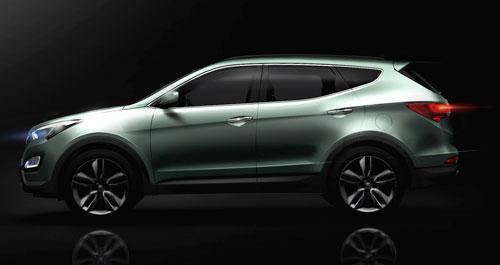 Hyundai Santa Fe (lateral)