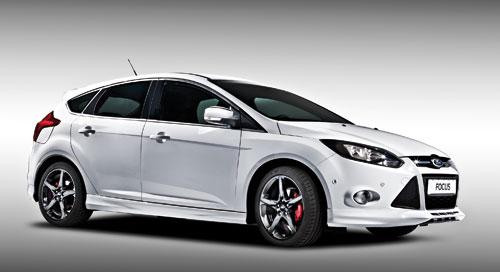 Ford Focus Sport 2012