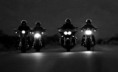 Open House Solidario Harley Davidson