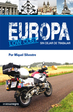 Portada libro Europa Low Cost - Miquel Silvestre