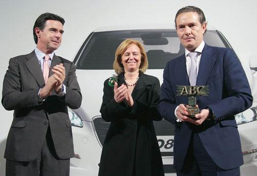 Peugeot 508 - Mejor coche del año 2012