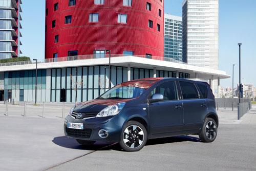 Nissan Note a la venta en abril 2012