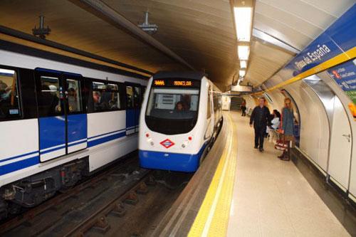 Aumenta el uso del transporte público