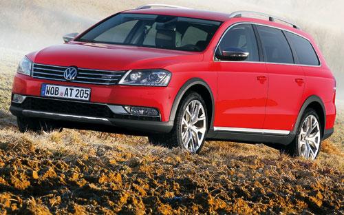 Comienzan las ventas del VW Passat Alltrack