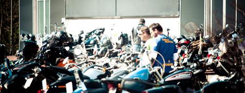 Harley Davidson Open House solidario (1)