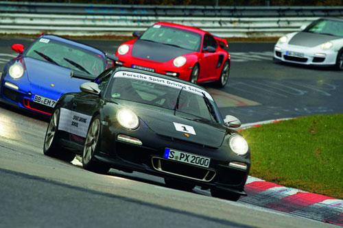 Escuela de conducción de Porsche (1) (Porsche Driving School)