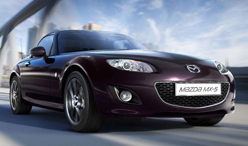 Mazda MX-5 (frontal)