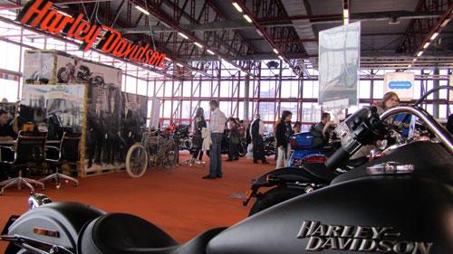 """Salón de la Moto """"MotoMadrid"""" (Harley-Davidson)"""