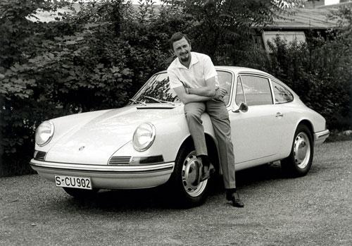 Ferdinan Porsche 911 (fallece 2)