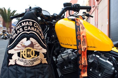 Harley Davidson Open House solidario (2)