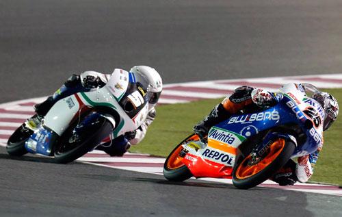Maverick Viñales Qatar Moto3