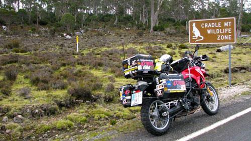 Alicia Sornosa y Descubierta llegan a Tasmania (2)