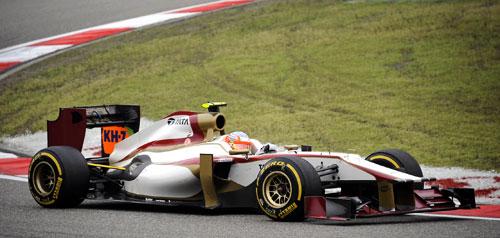 Fórmula 1 - GP China (2)