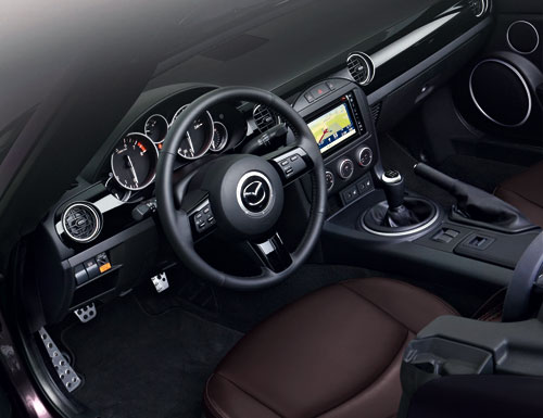 Mazda MX-5 (trasera)