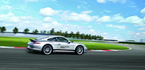 Escuela de conducción de Porsche (3) (Porsche Driving School)