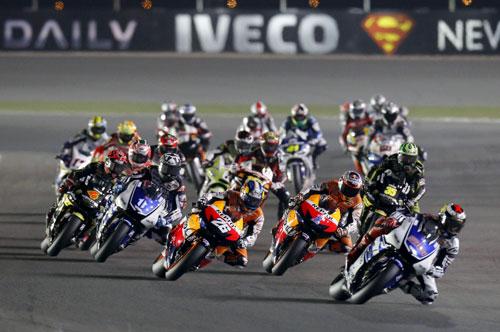 Salida Qatar MotoGP