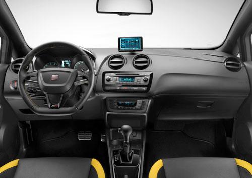 Seat Ibiza Cupra Concept (interior)
