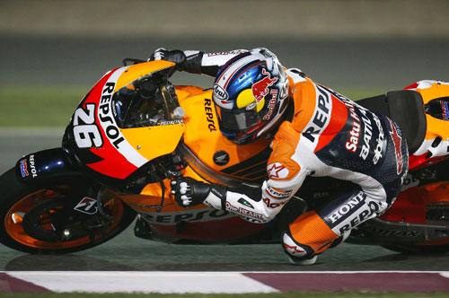 Pedrosa Qatar MotoGP