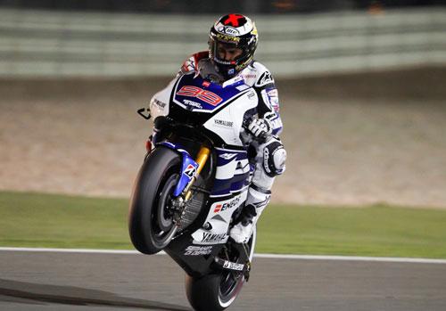 Jorge Lorenzo Qatar MotoGP