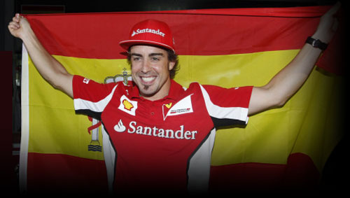 Fernando Alonso GP China Fórmula 1