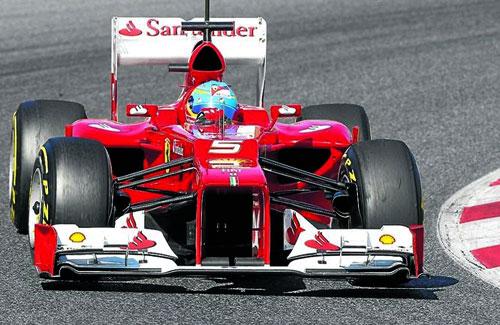 Fernando Alonso - Fórmula 1 - Bahreim