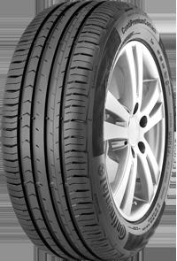 Neumático Continental (estudio de la OCU)