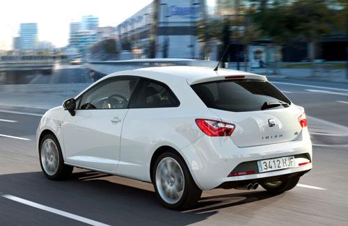 El Seat Ibiza, el coche más vendido en marzo