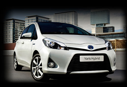 Toyota Yaris Híbrido, desde 15.900 euros