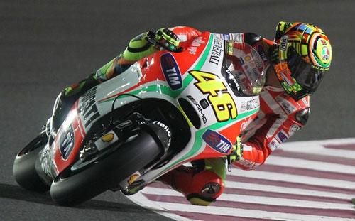 Valentino Rossi Ducati MotoGP