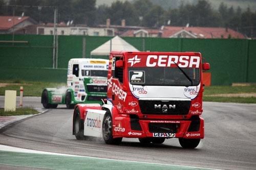 Europeo de Camiones (Misano) - Antonio Albacete
