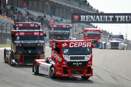 Europeo de Camiones - Antonio Albacete (1)