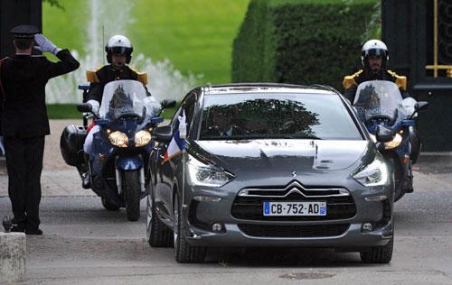 Citroën Presidente Francia