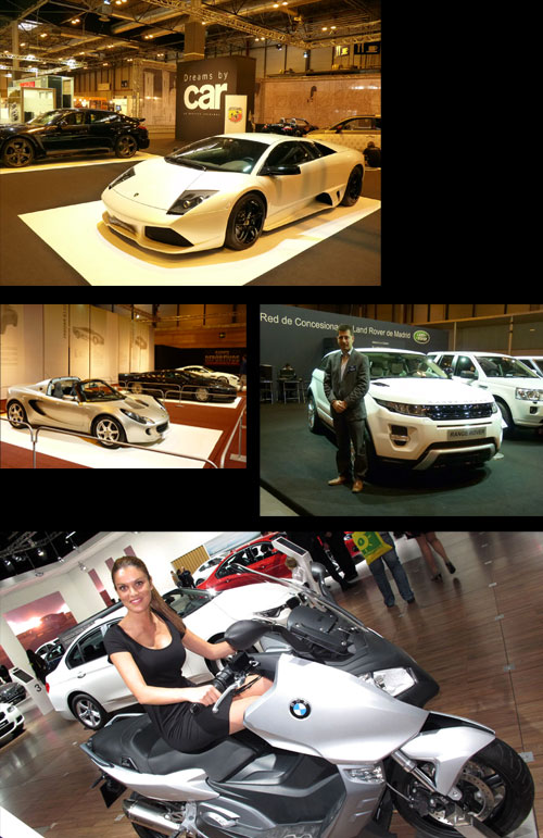 Salon del Automóvil de Madrid (2012) (1)