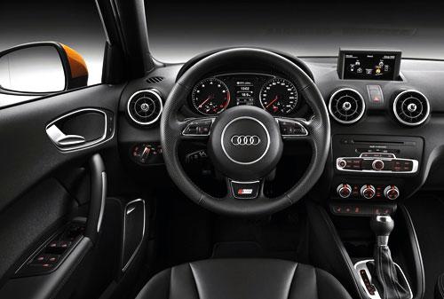 Audi A1 Sportback (interior)