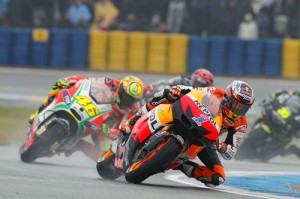 Casey Stoner MotoGP (Francia)