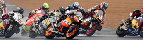 Marc Marquez Moto2 (Francia)