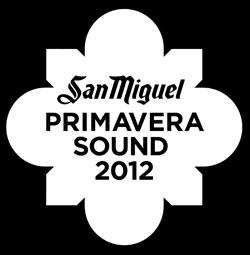 Logo San Miguel Primavera Sound 2012