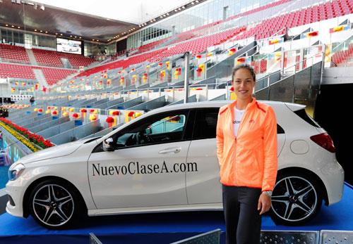 Mercedes-Benz Clase A Ivanovic
